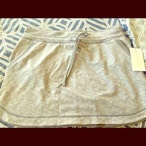Techie Terry Skirt Athleta Skirt XL